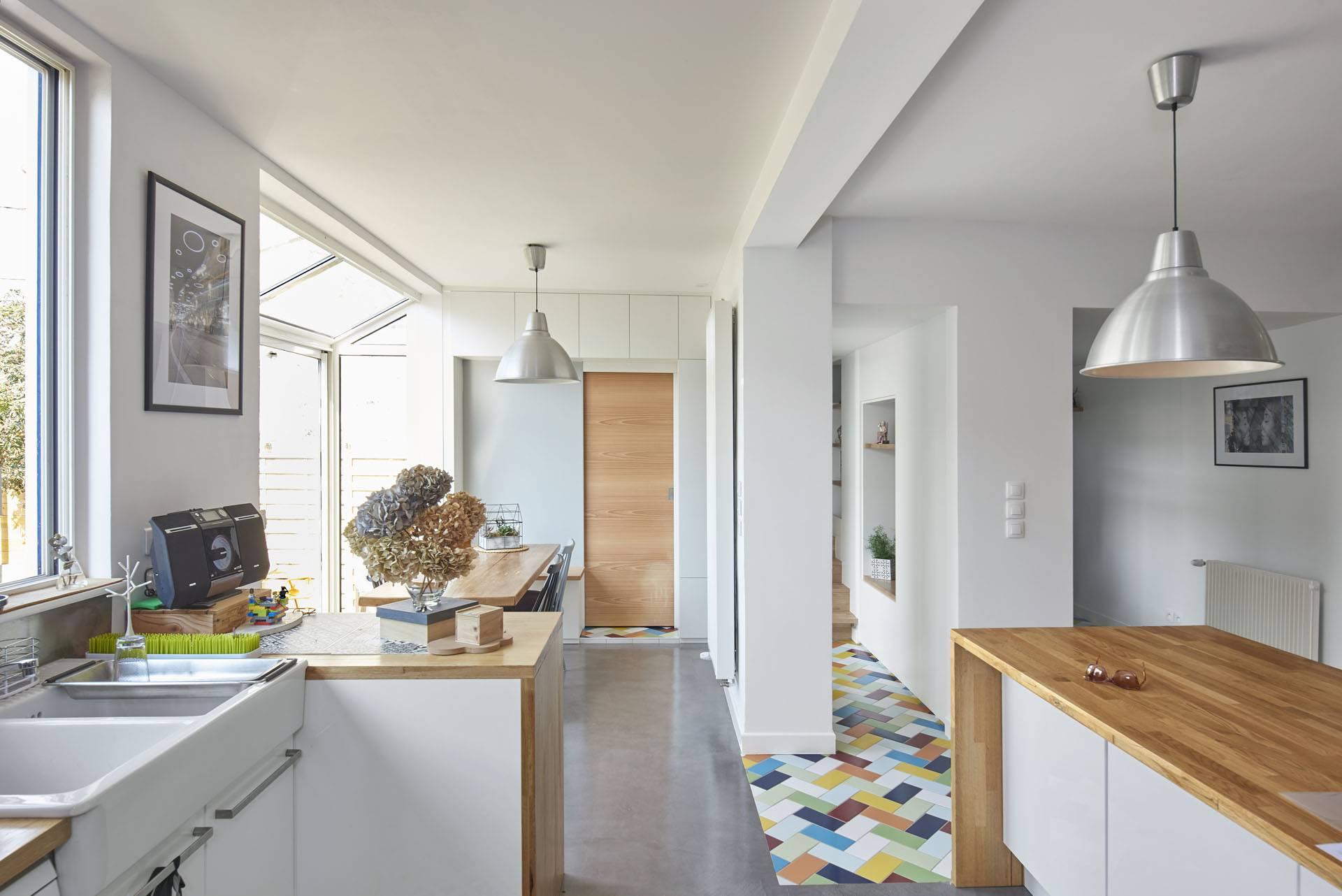cabinet d 39 architecte dplg bordeaux construction et agrandissement maison 33 roode arag es. Black Bedroom Furniture Sets. Home Design Ideas