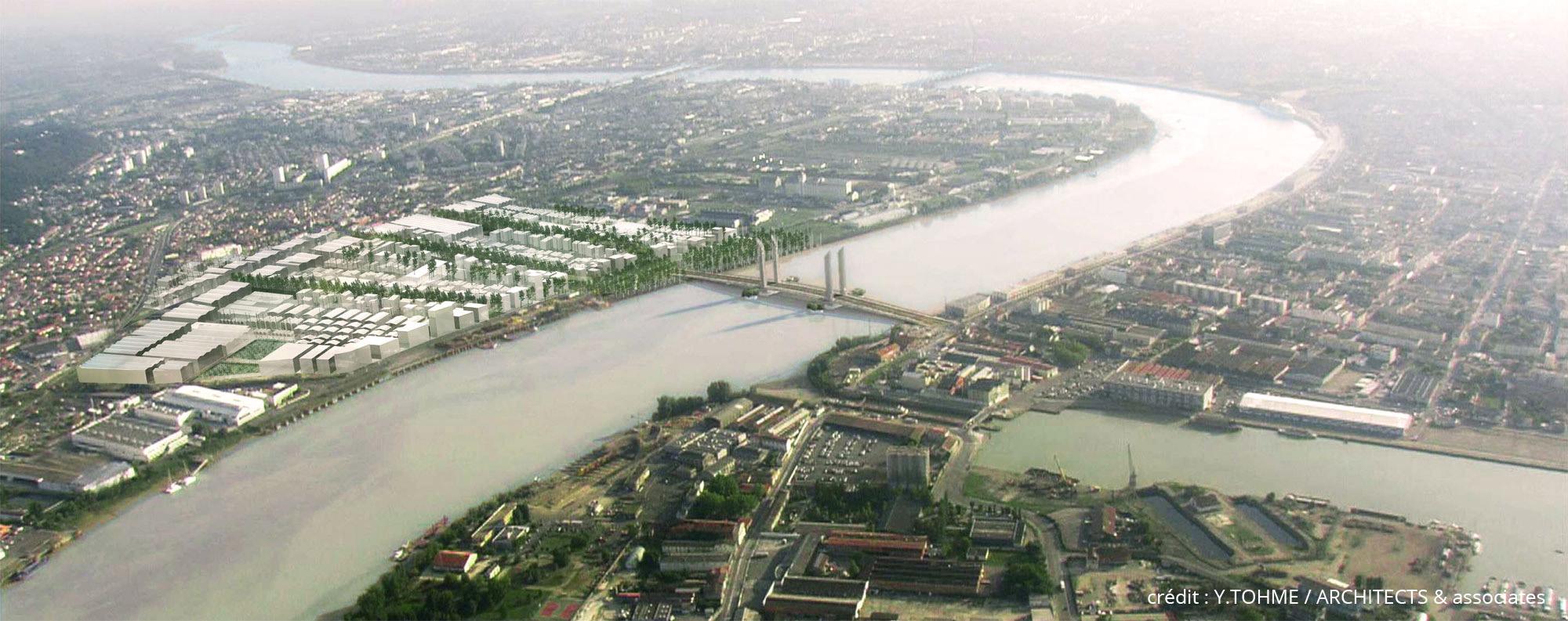 Création de maisons de ville à Bordeaux Brazza