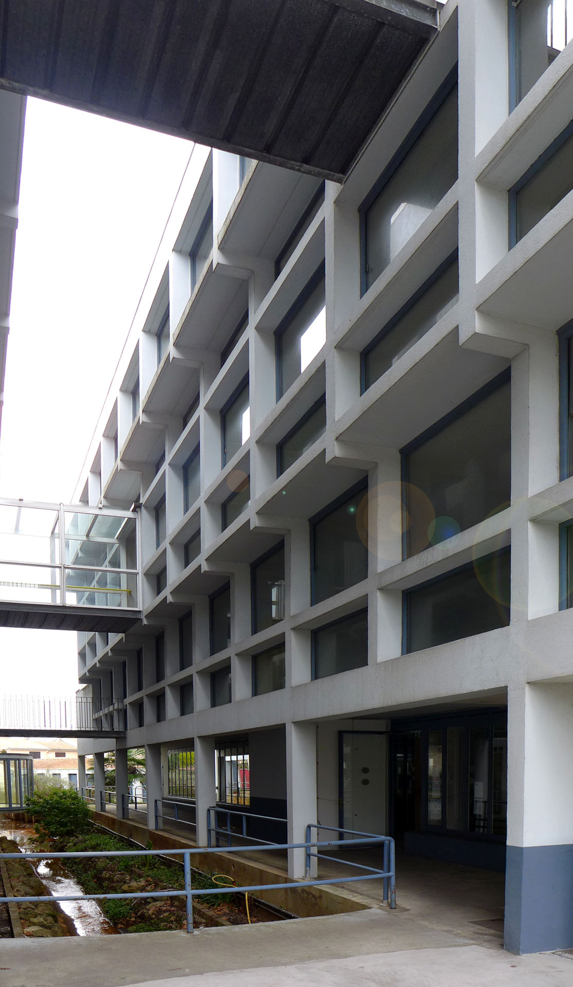 Réhabilitation EHPA 57 logements à La Teste - état des lieux