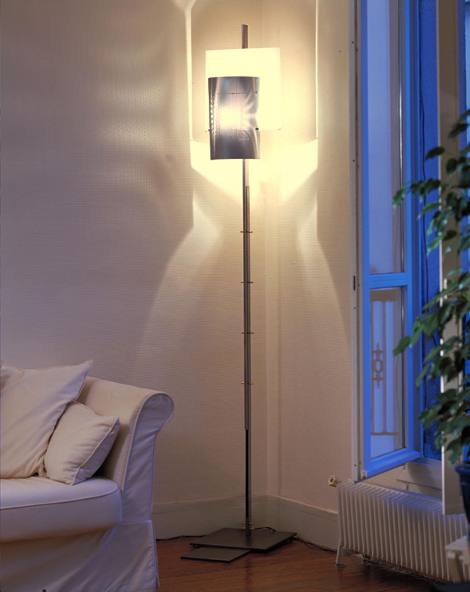 création de luminaires contemporain sur mesure