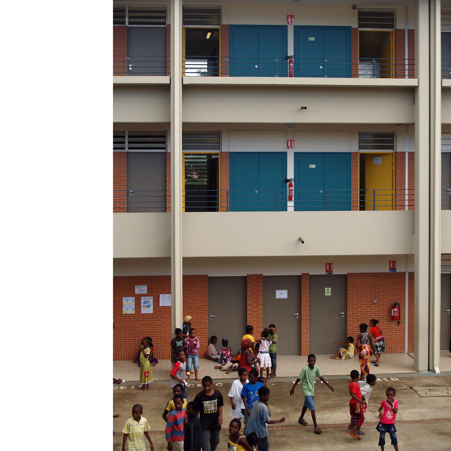 Création bâtiment public, Océan Indien, Île de Mayotte