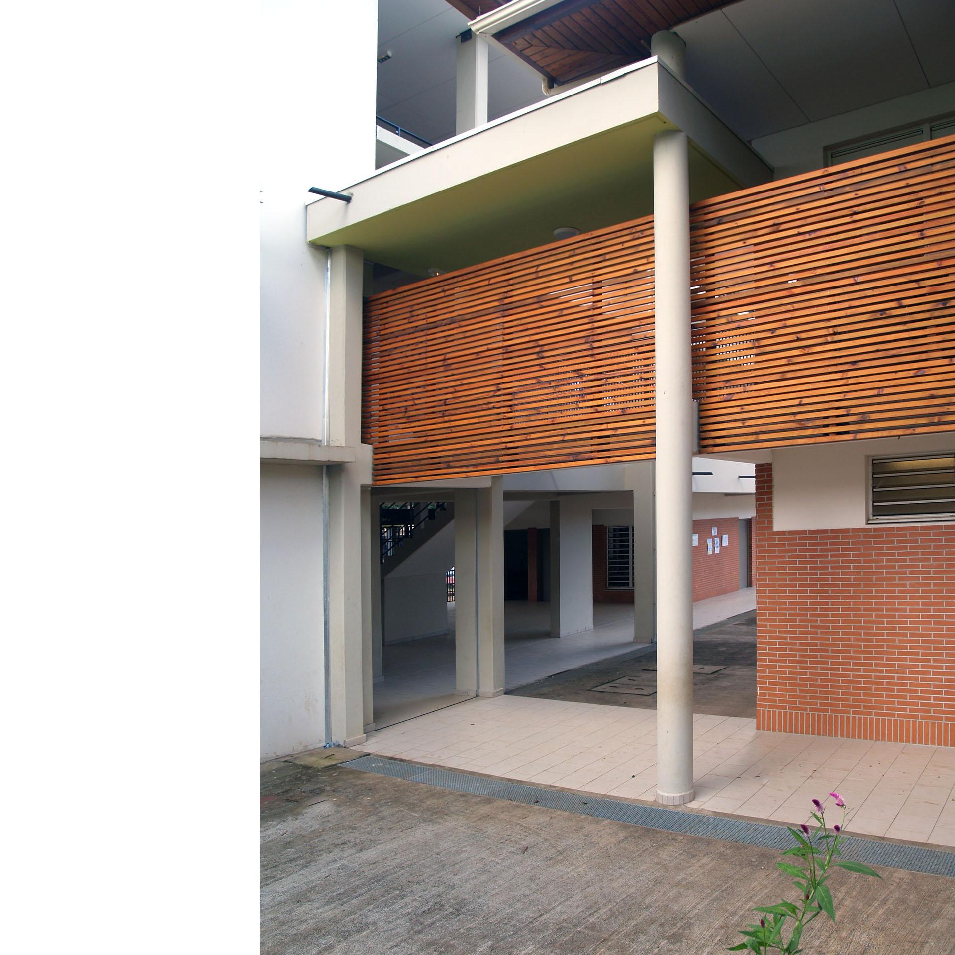 construction contemporaine, Île de Mayotte