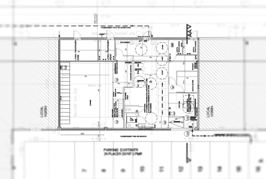 Construction salle de sport proche de Bordeaux
