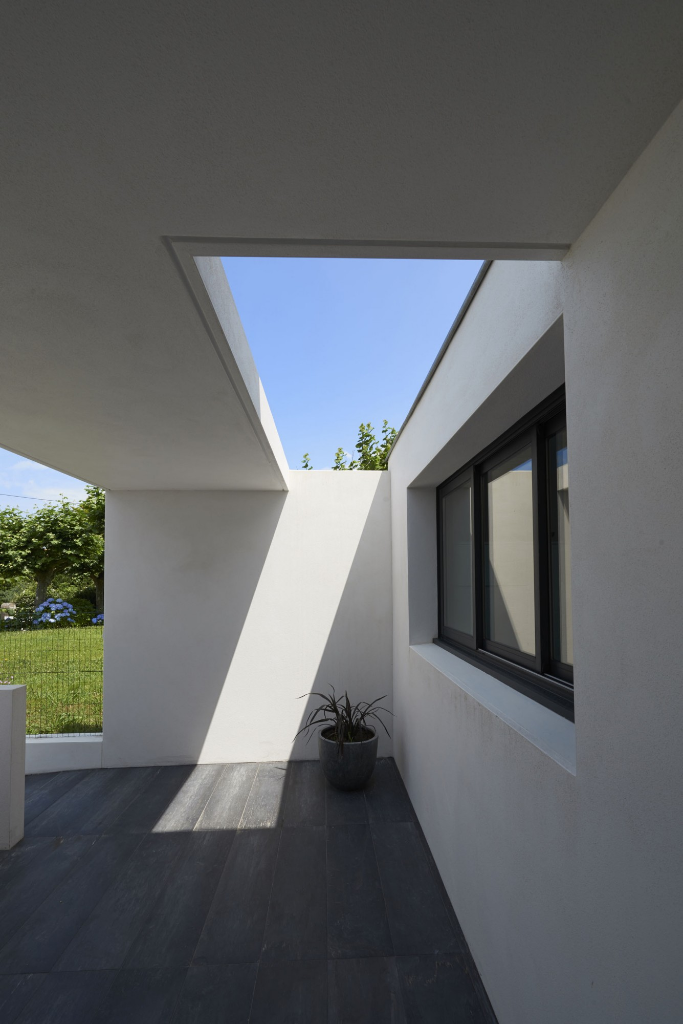architecte villa contemporaine à Biarritz