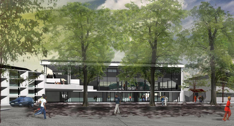 architecte pour la construction d'un collège à Mayotte
