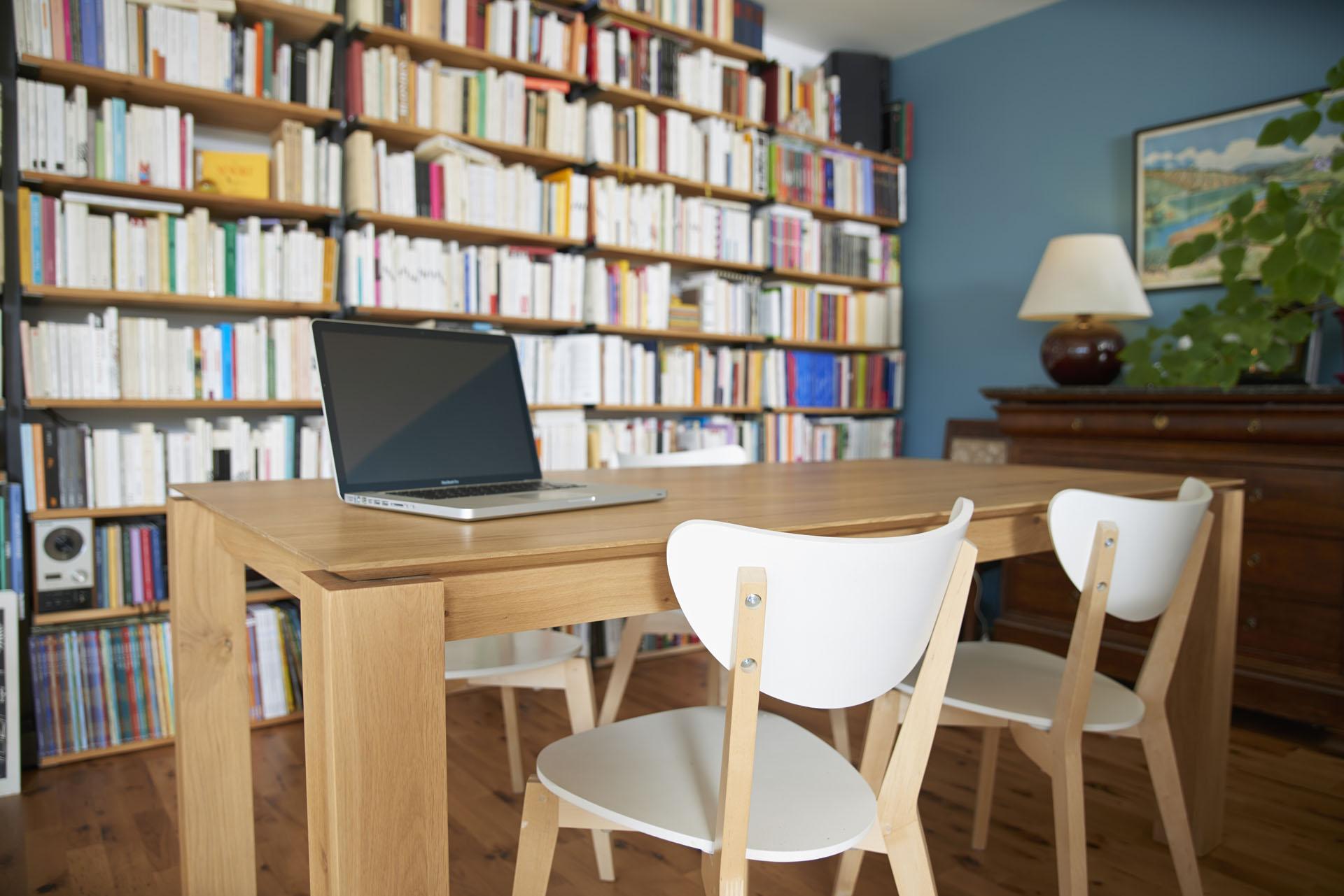 aménagement d'un appartement et création de mobilier à Bordeaux, Chartrons