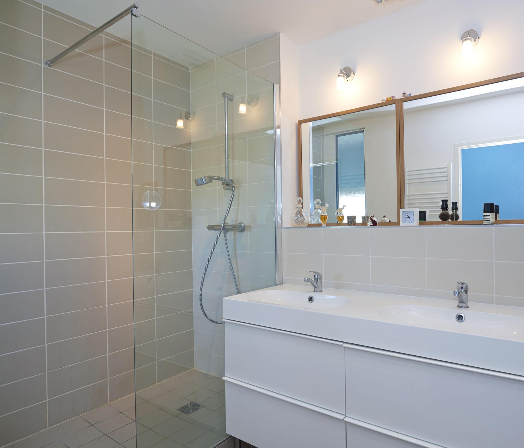 création de salle de bains, Bordeaux, Chartrons