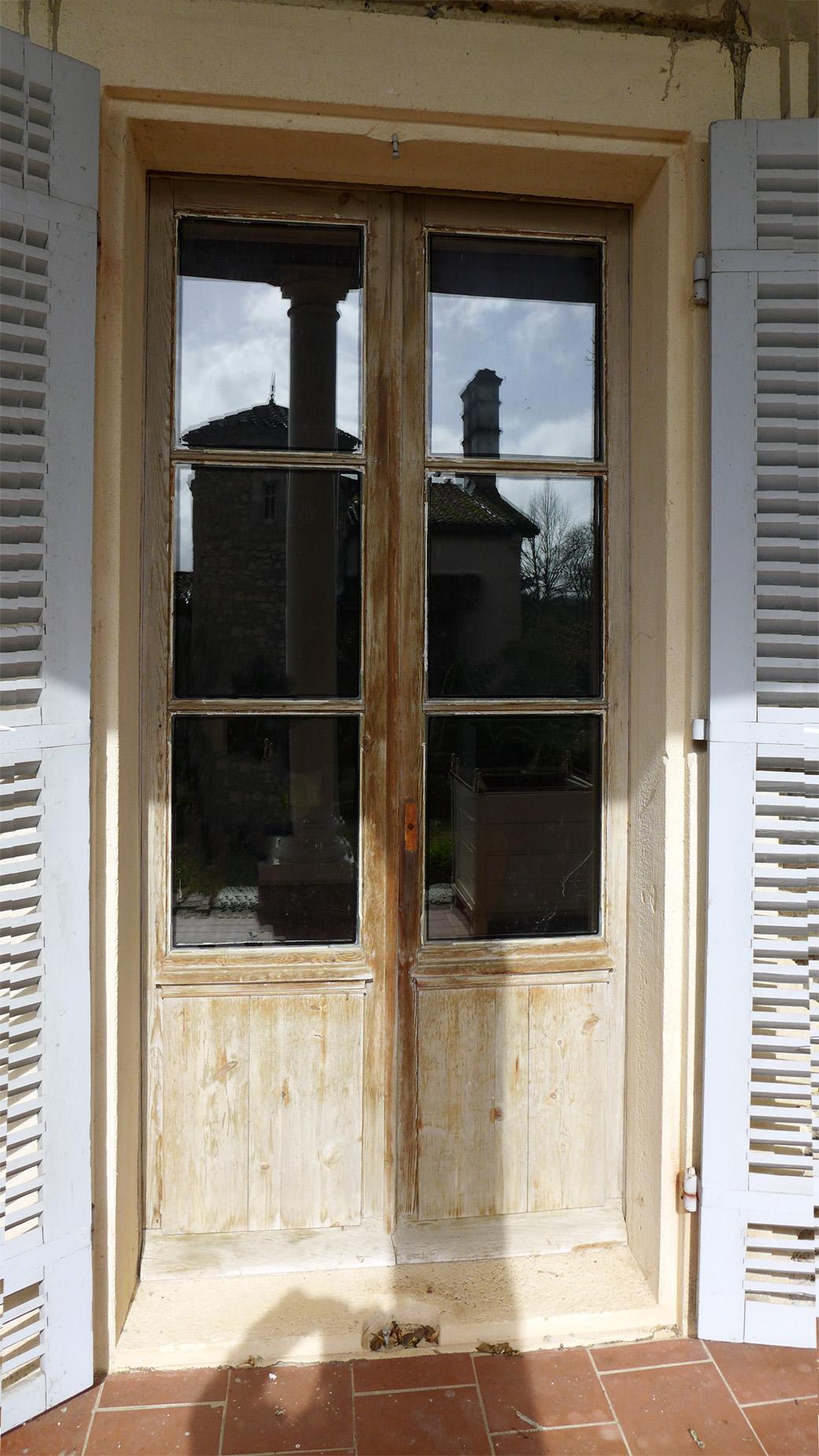 réhabilitation d'une demeure familiale dans le Lot et Garonne