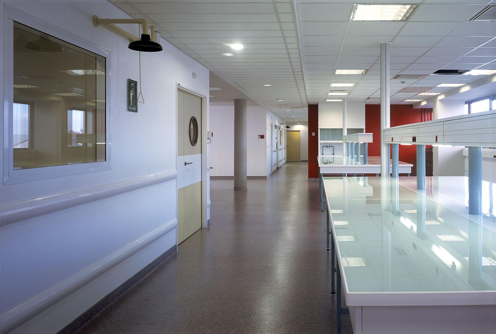 architecte laboratoire biologie pharmacie anapath