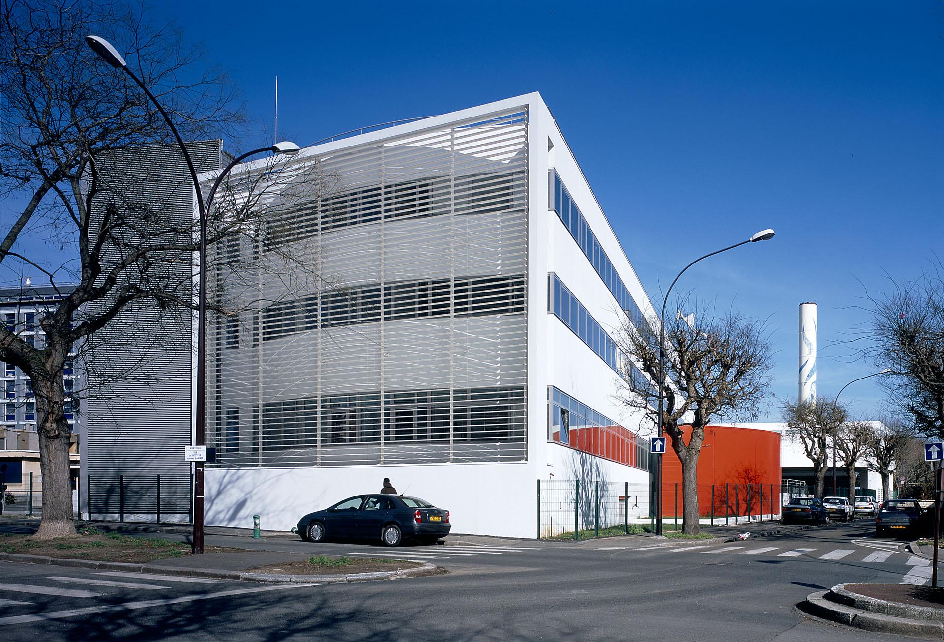 architecte laboratoire médical et santé
