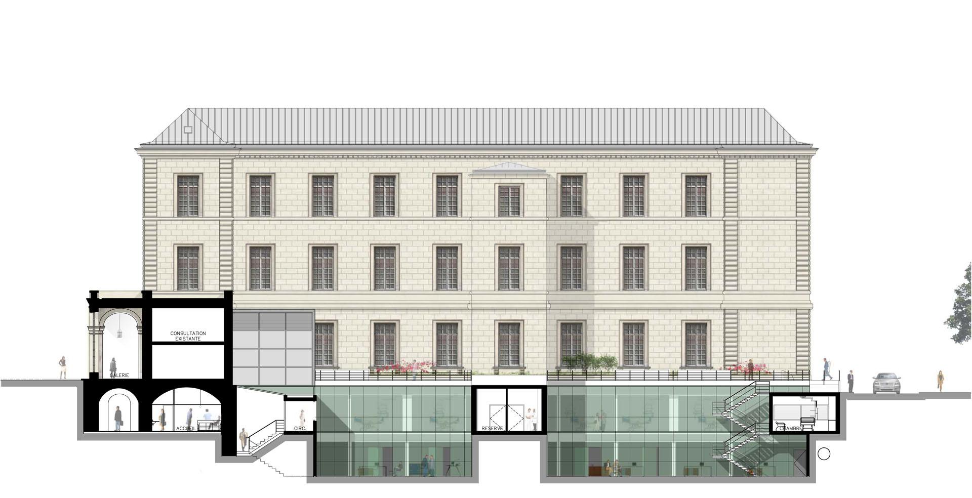 architecte cabinet médical